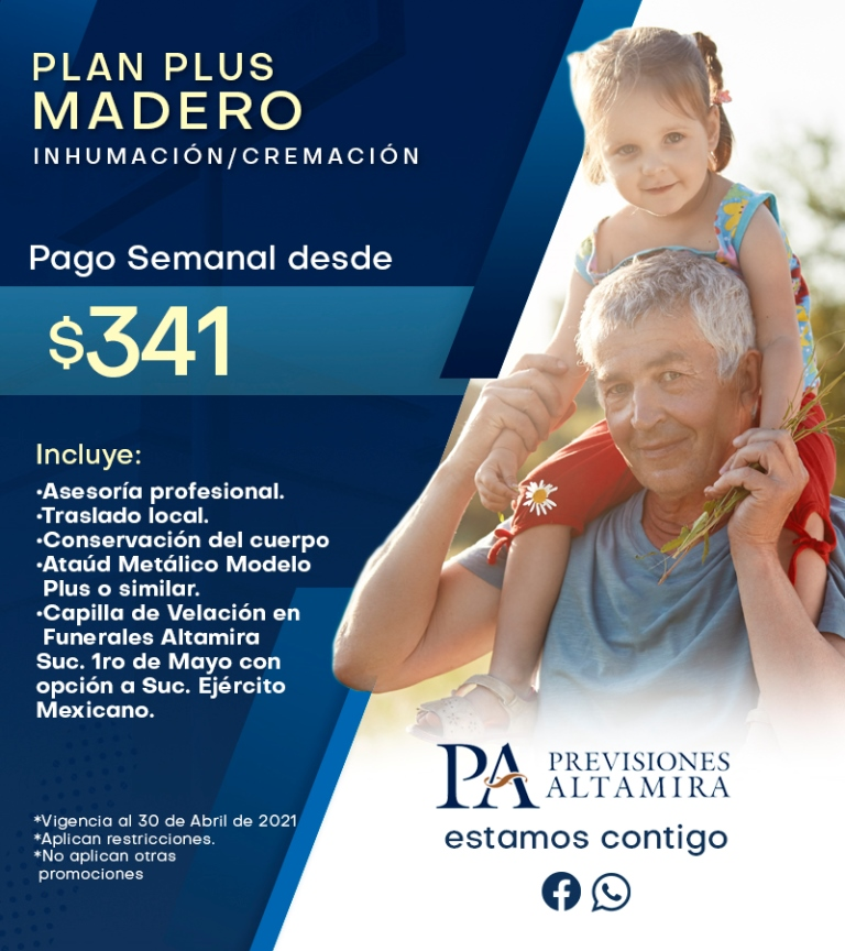 Plus Madero Organica